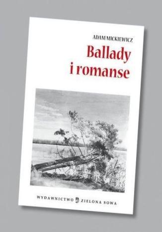 Okładka książki/ebooka Ballady i romanse  - audio lektura