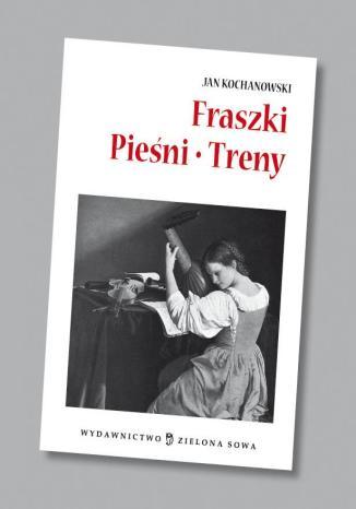 Okładka książki Fraszki, piesni, treny - audio opracowanie