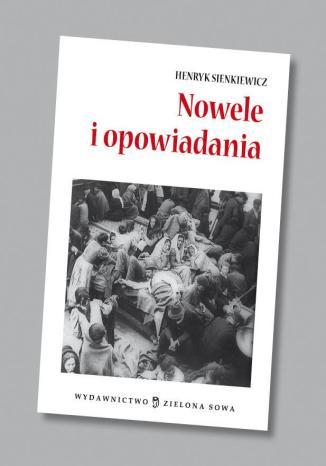 Okładka książki Nowele i opowiadania - audio lektura