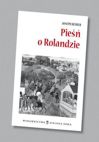 Okładka książki Pieśń o Rolandzie - audio lektura