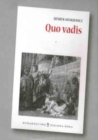Okładka książki Quo vadis - audio opracowanie