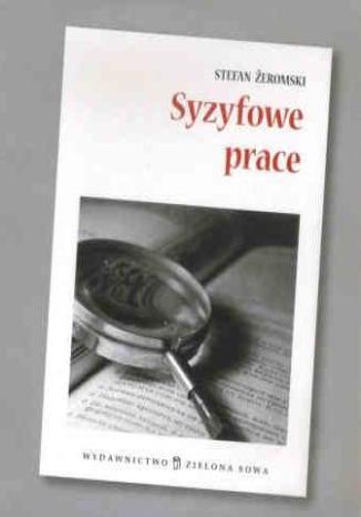 Okładka książki Syzyfowe prace - audio opracowanie