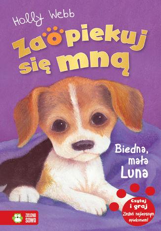 Okładka książki Biedna, mała Luna