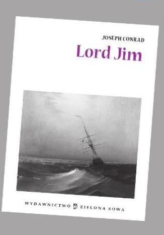 Okładka książki Lord Jim - audio lektura