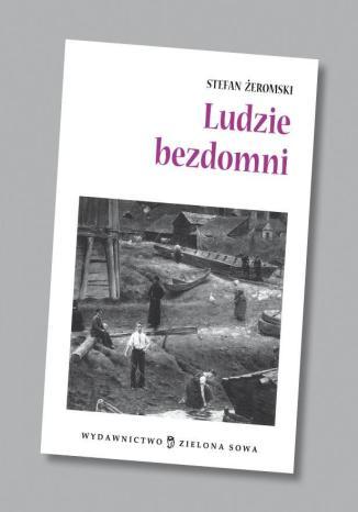 Okładka książki Ludzie Bezdomni -  audio lektura