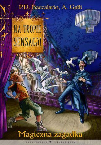 Okładka książki Magiczna zagadka