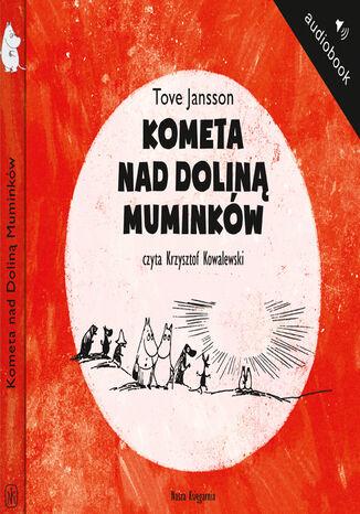 Okładka książki Kometa nad Doliną Muminków