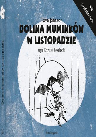 Okładka książki Dolina Muminków w listopadzie