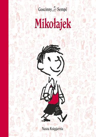Okładka książki Mikołajek