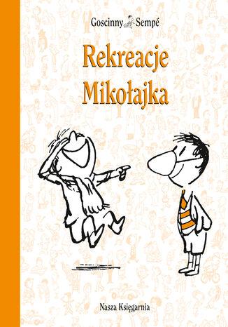 Okładka książki/ebooka Rekreacje Mikołajka