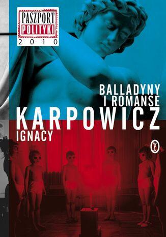 Okładka książki Balladyny i romanse