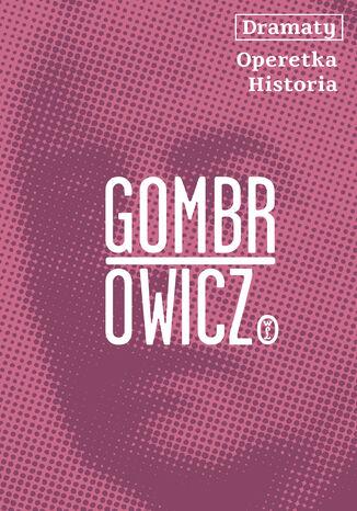 Okładka książki/ebooka Dramaty. Operetka. Historia
