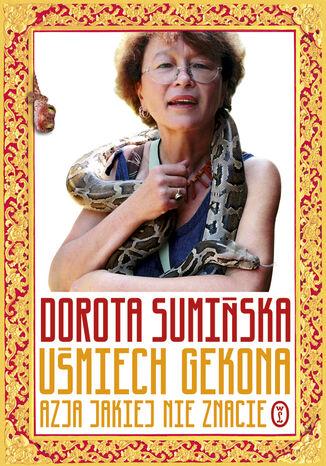 Okładka książki Uśmiech gekona. Azja jakiej nie znacie