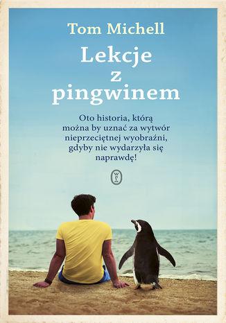 Okładka książki Lekcje z pingwinem