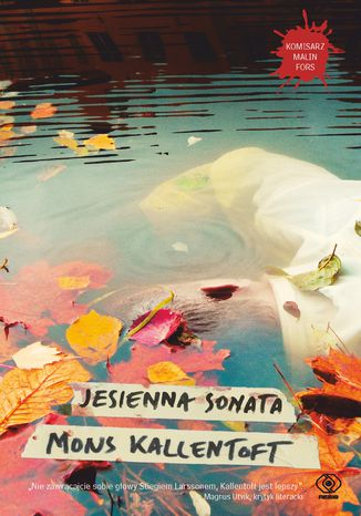 Okładka książki Malin Fors (#3). Jesienna sonata