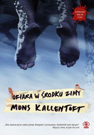 Okładka książki Malin Fors (#1). Ofiara w środku zimy