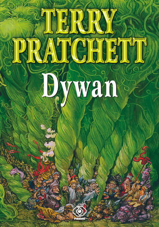 Okładka książki Dywan