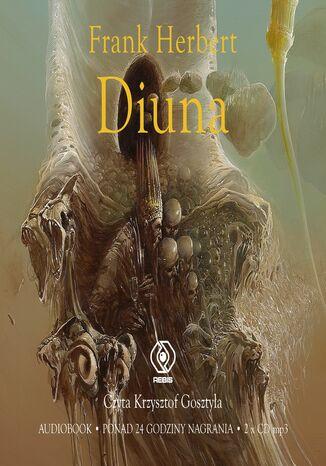 Okładka książki/ebooka Kroniki Diuny (#1). Diuna
