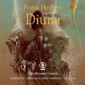 Okładka książki Kroniki Diuny (#1). Diuna