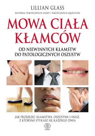 Okładka książki Mowa ciała kłamców