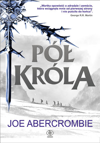 Okładka książki/ebooka Morze Drzazg (#1). Pół króla