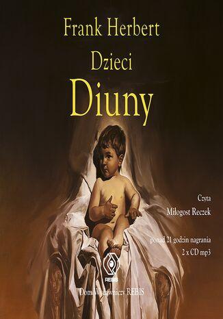 Okładka książki/ebooka Kroniki Diuny (#3). Dzieci Diuny