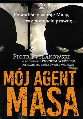 Okładka książki Mój agent Masa