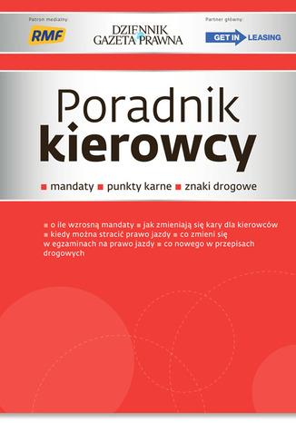 Okładka książki/ebooka Poradnik kierowcy