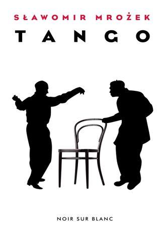 Okładka książki/ebooka Tango