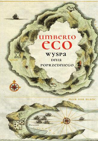 Okładka książki/ebooka Wyspa dnia poprzedniego