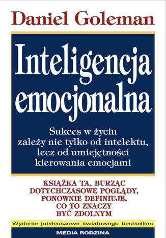 Okładka książki/ebooka Inteligencja emocjonalna