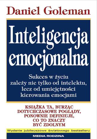 Okładka książki Inteligencja emocjonalna