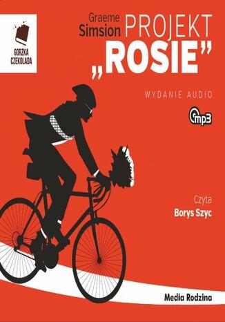 Okładka książki/ebooka Projekt Rosie