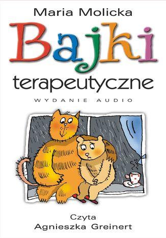 Okładka książki/ebooka Bajki terapeutyczne 2