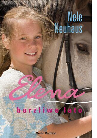 Okładka książki/ebooka Elena. Burzliwe lato