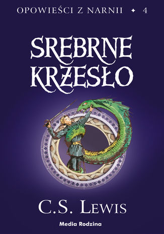 Okładka książki Opowieści z Narnii. Srebrne krzesło