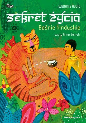 Okładka książki Baśnie hinduskie. Sekret życia