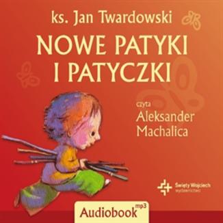 Okładka książki Nowe patyki i patyczki