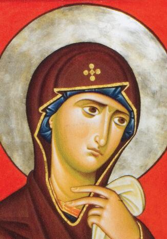 Okładka książki Maryja. Jej życie i świadectwo