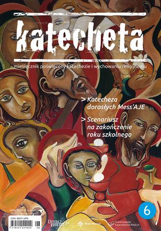 Okładka książki Katecheta nr 06/2015