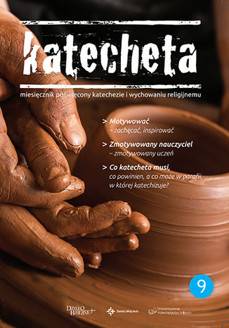 Okładka książki Katecheta nr 09/2015