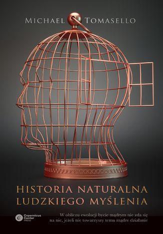 Okładka książki Historia naturalna ludzkiego myślenia