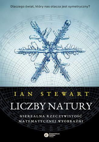 Okładka książki Liczby natury.  Nierealna rzeczywistość matematycznej wyobraźni
