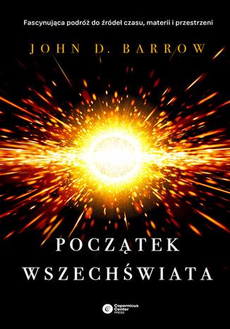 Okładka książki Początek wszechświata