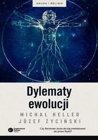 Okładka książki Dylematy ewolucji
