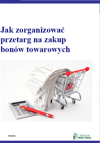 Jak zorganizować przetarg na zakup bonów towarowych
