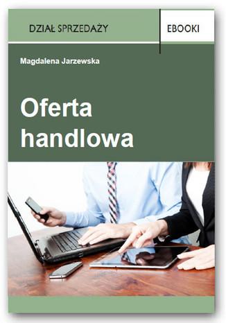 Okładka książki/ebooka Oferta handlowa