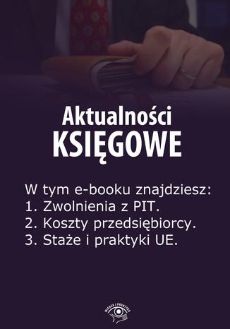 Aktualności księgowe, wydanie specjalne lipiec-wrzesień 2014 r
