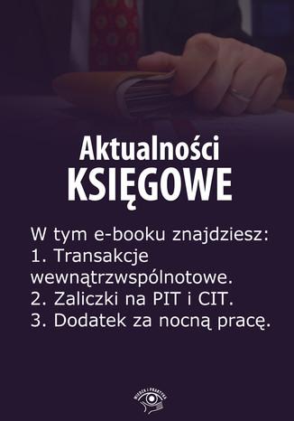 Aktualności księgowe, wydanie luty 2014 r