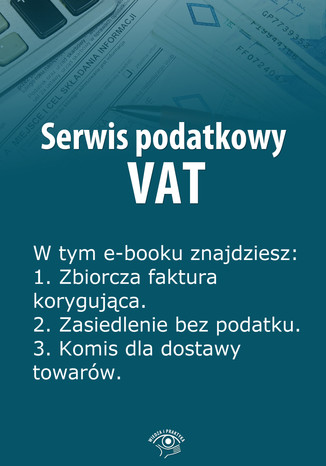 Serwis podatkowy VAT, wydanie czerwiec 2014 r